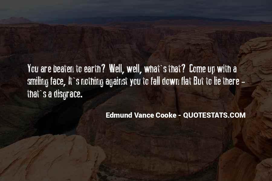 Quotes About Flat Earth #1018398