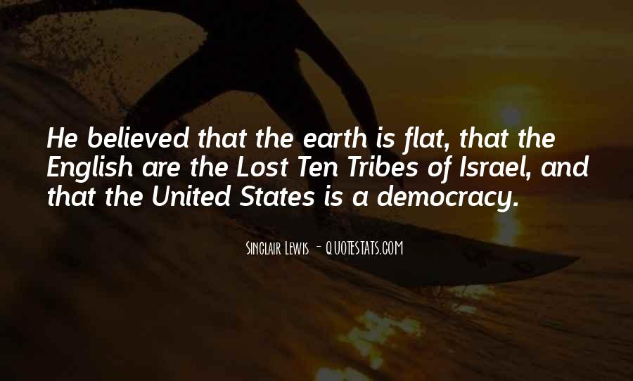 Quotes About Flat Earth #1392808