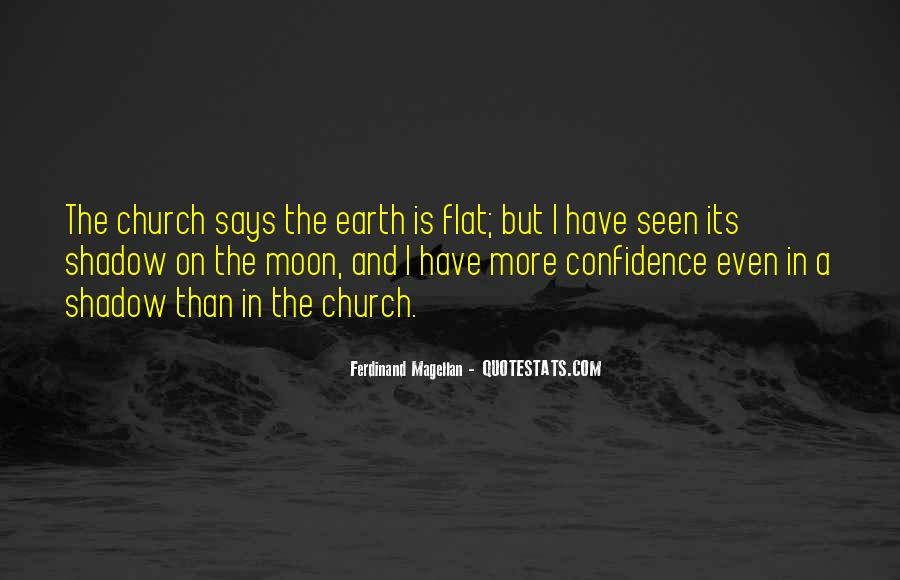 Quotes About Flat Earth #1743103