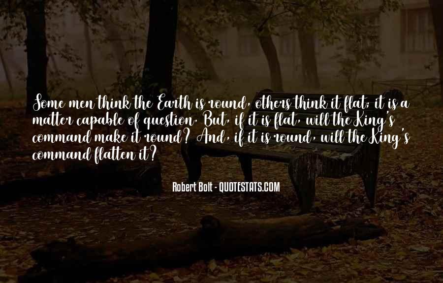 Quotes About Flat Earth #196654
