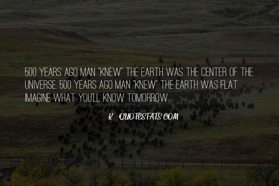 Quotes About Flat Earth #678452