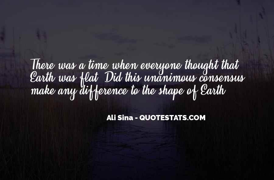 Quotes About Flat Earth #94264
