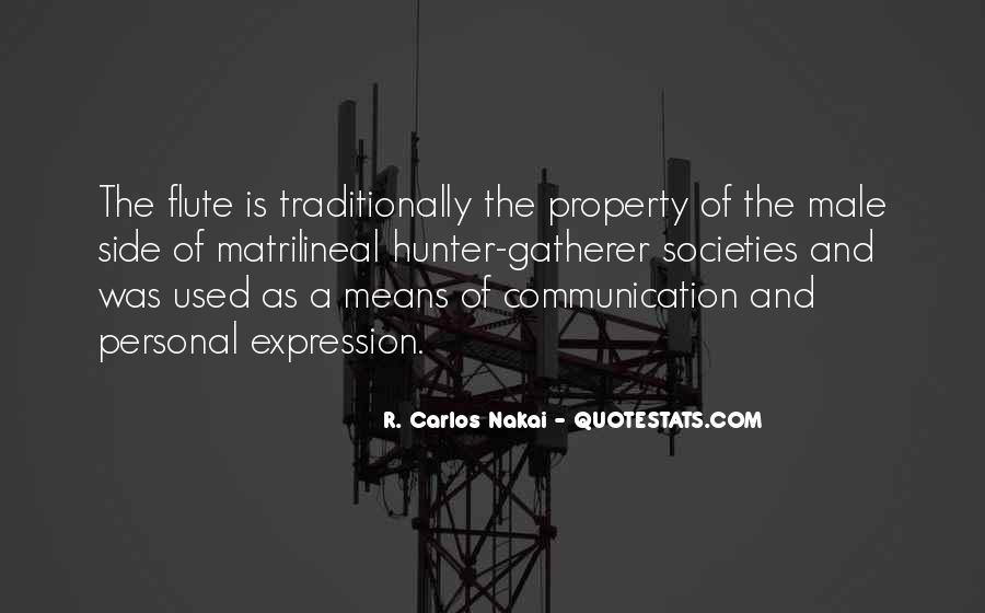 Quotes About Means Of Communication #1051225