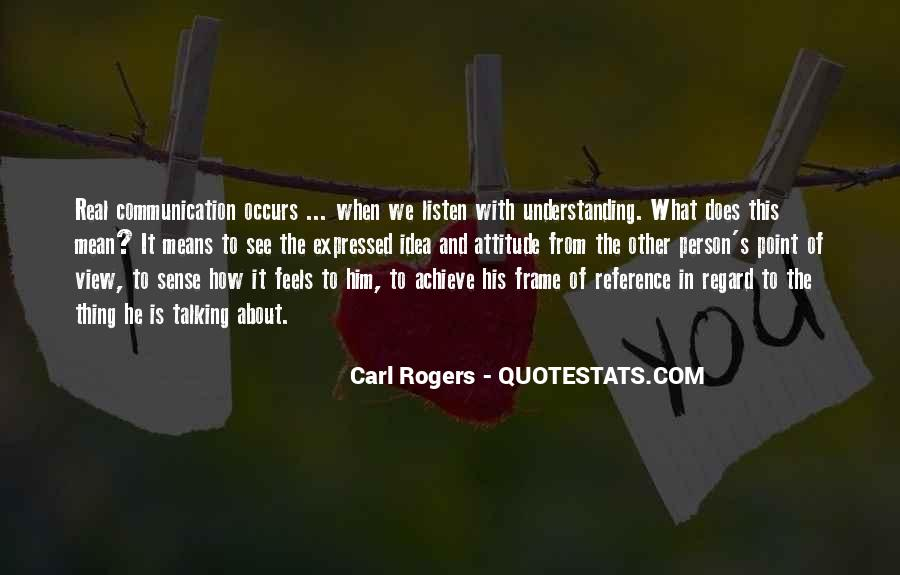 Quotes About Means Of Communication #1390555