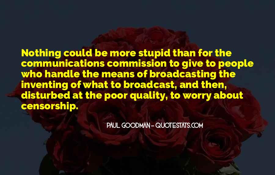Quotes About Means Of Communication #1529366