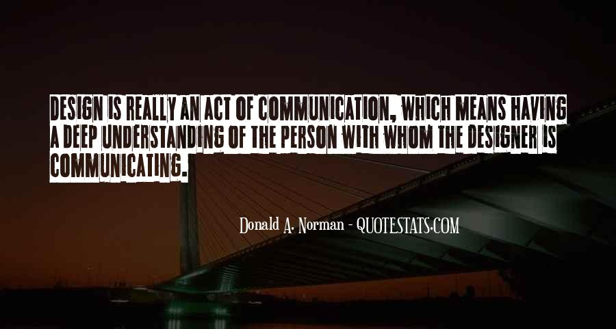 Quotes About Means Of Communication #34807