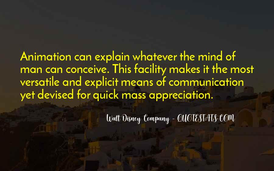 Quotes About Means Of Communication #810810