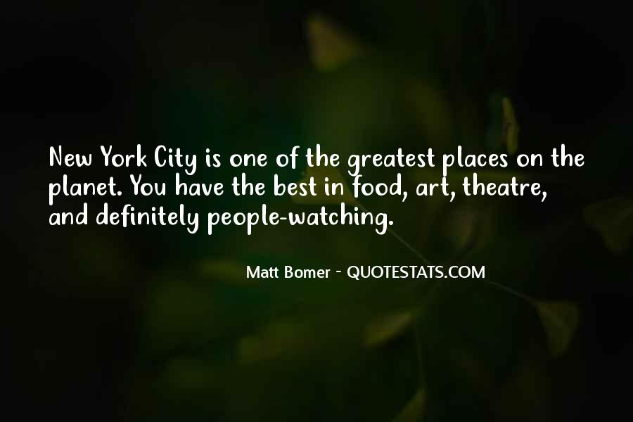 Quotes About People Watching You #140909