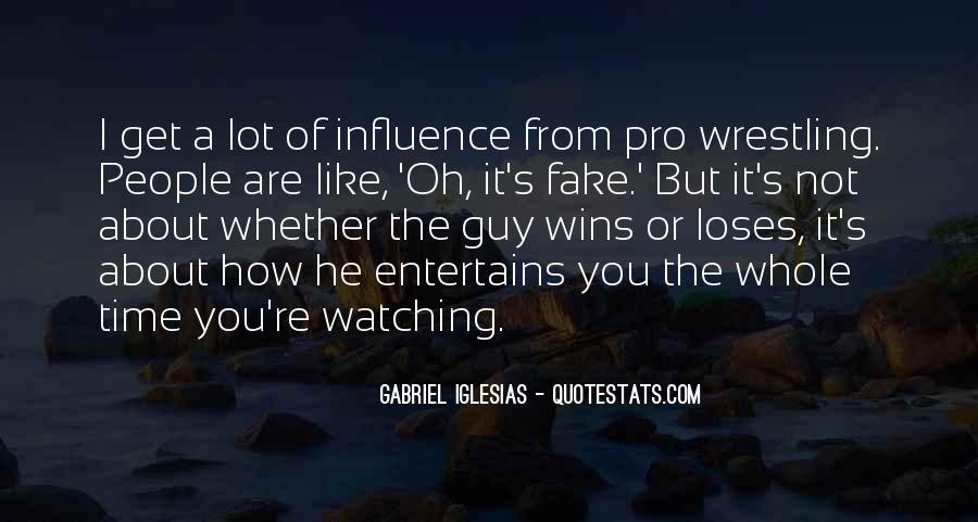 Quotes About People Watching You #243891