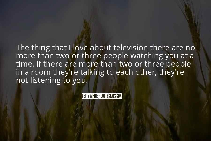 Quotes About People Watching You #312343