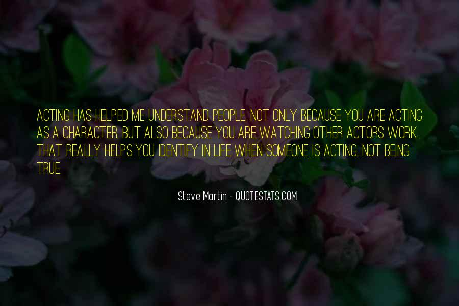 Quotes About People Watching You #319316