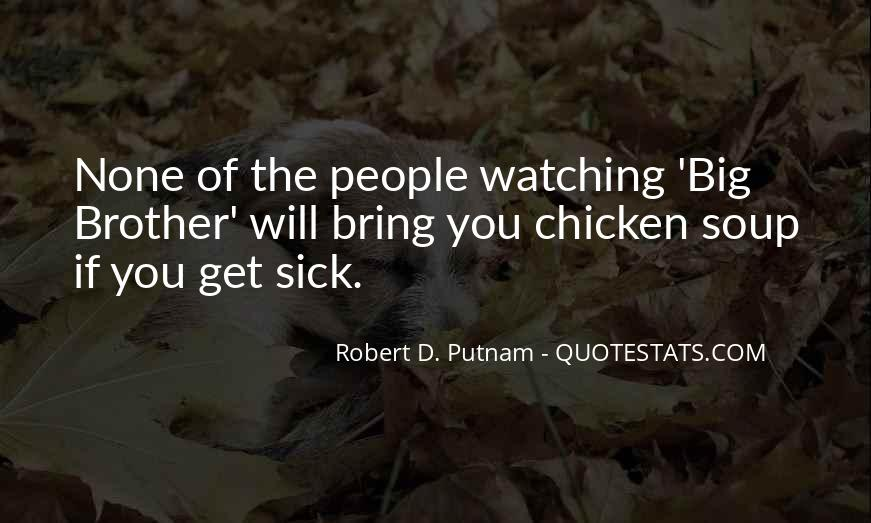 Quotes About People Watching You #351765