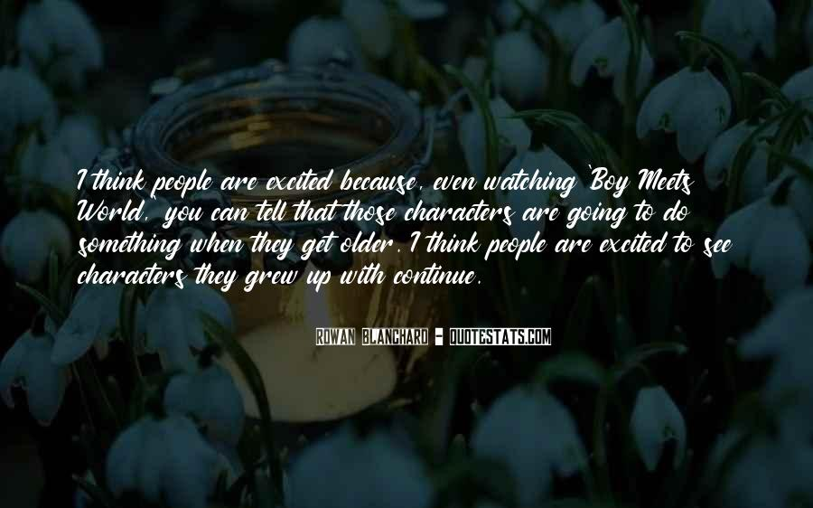 Quotes About People Watching You #531715