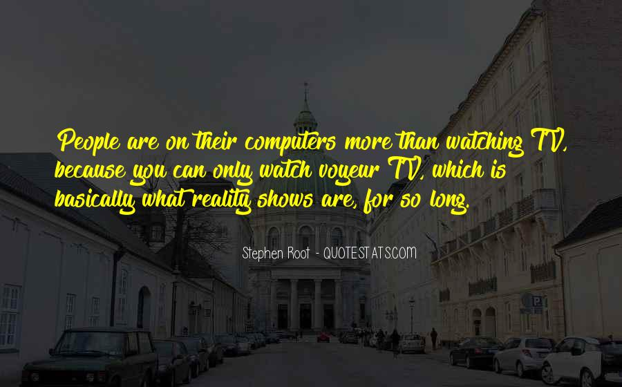Quotes About People Watching You #62514