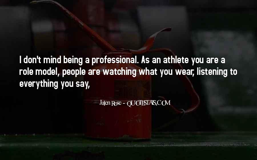 Quotes About People Watching You #652965