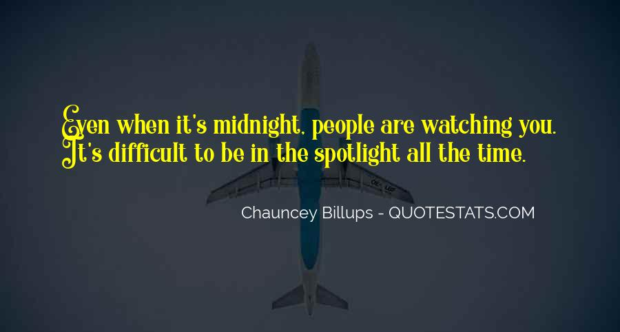 Quotes About People Watching You #745288