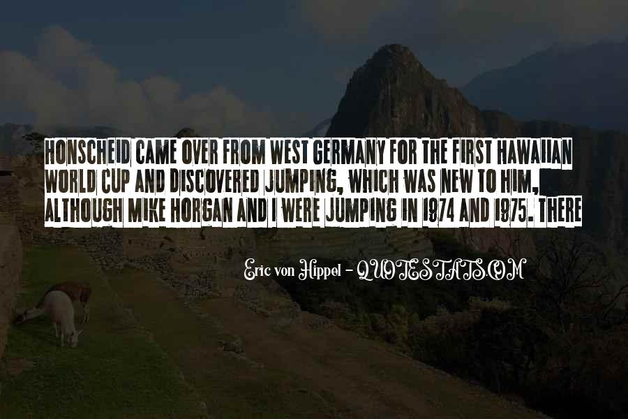 Quotes About Germany World Cup #1430040