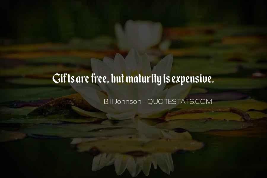 Quotes About Expensive Gifts #1212376