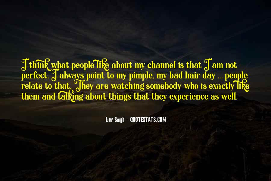 Quotes About People Talking Bad About You #1647303