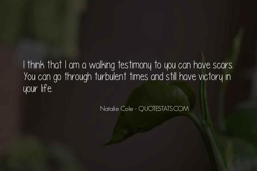 Quotes About Testimony #145106