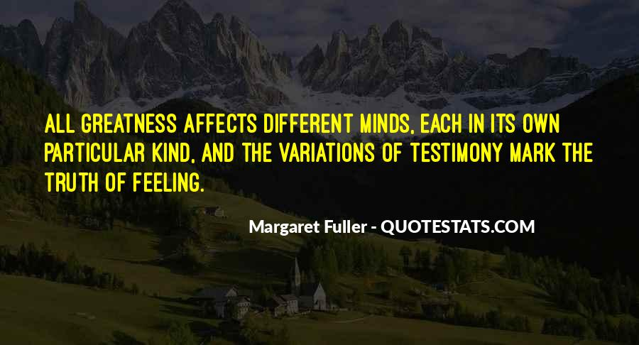 Quotes About Testimony #188025