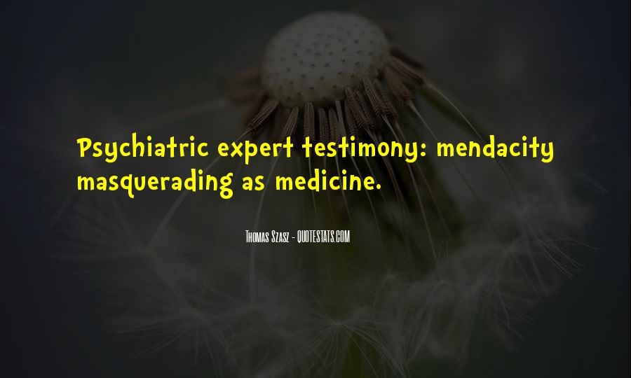 Quotes About Testimony #357909