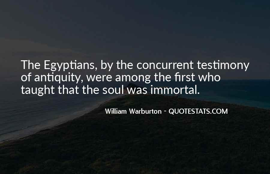 Quotes About Testimony #7502