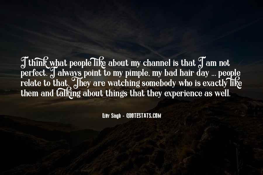 Quotes About People Talking Bad About Others #1647303