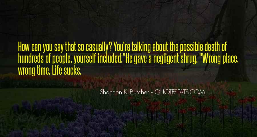 Quotes About People Talking Bad About Others #1813386