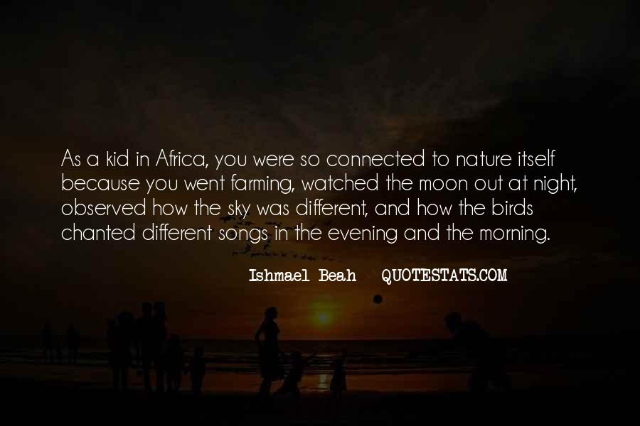 Quotes About Africa Nature #1256661