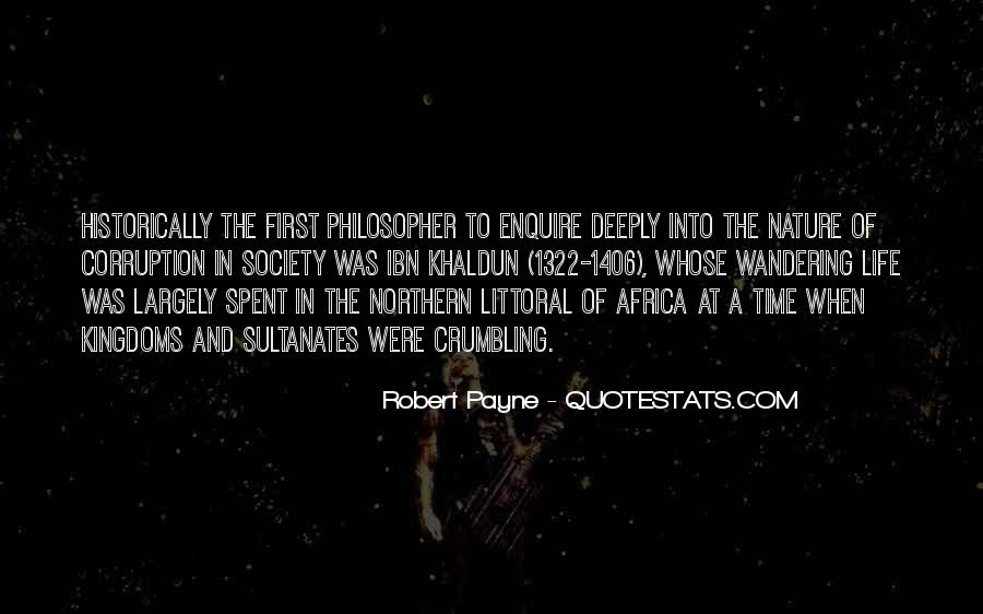 Quotes About Africa Nature #1659143