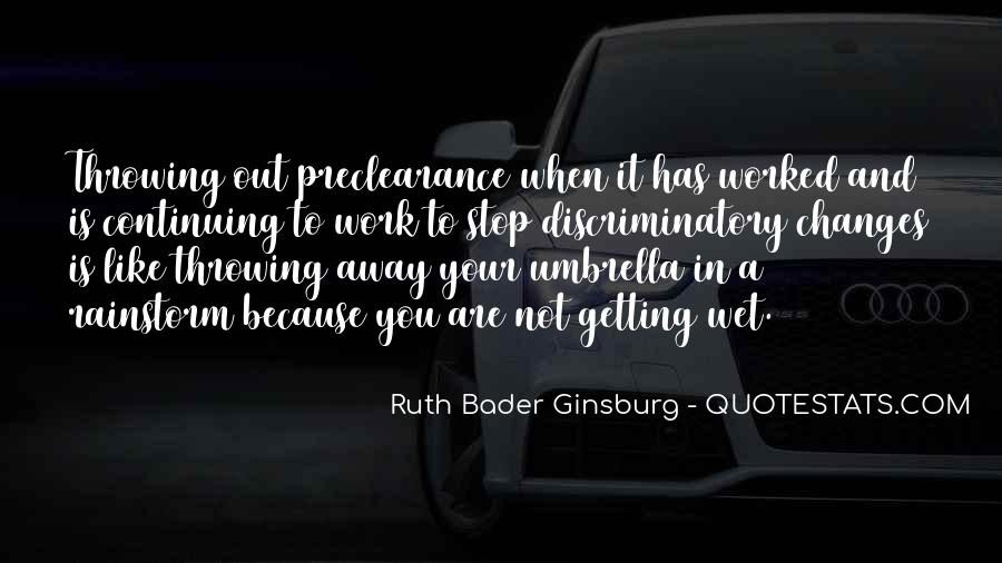 Quotes About Getting Away With Things #163907