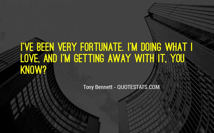 Quotes About Getting Away With Things #20748