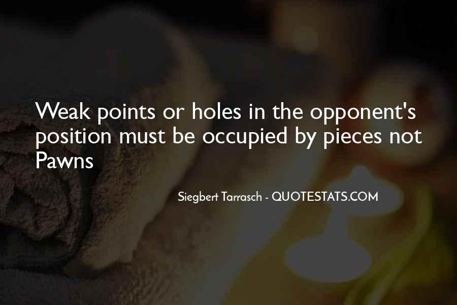 Quotes About Pawns In Chess #1622760