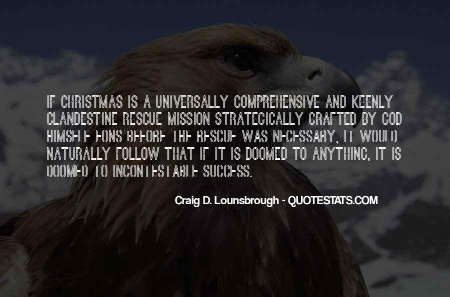 Quotes About God And Christmas #1156336