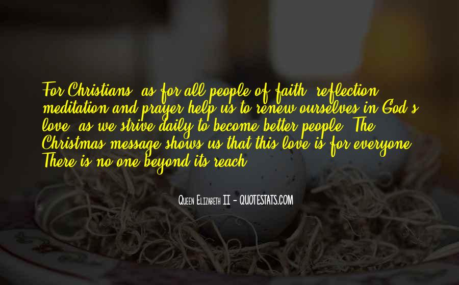 Quotes About God And Christmas #1236539