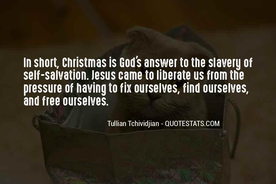 Quotes About God And Christmas #1270016