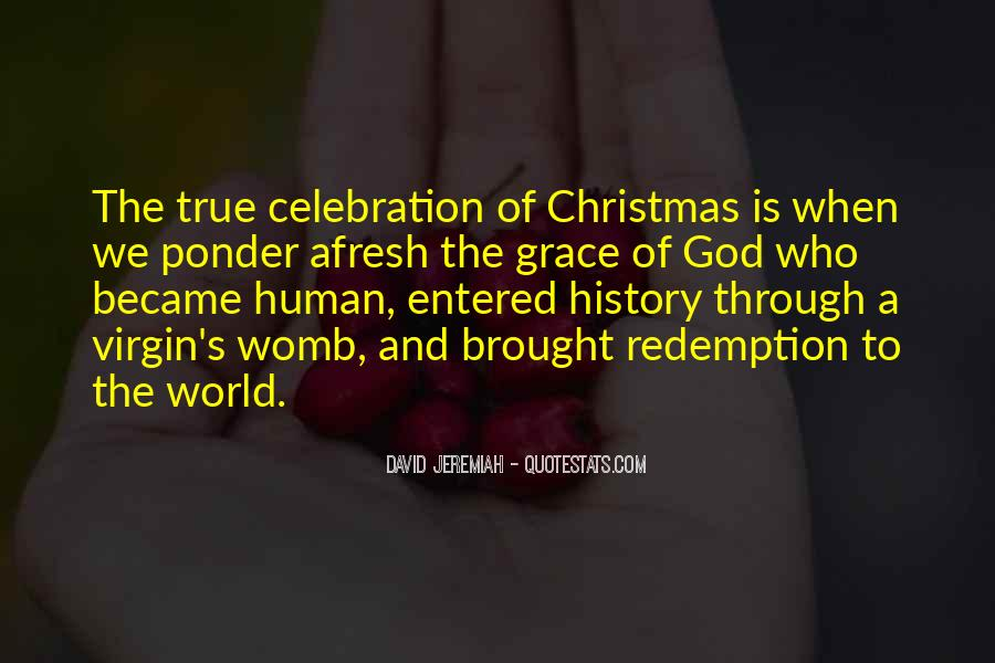 Quotes About God And Christmas #1316053