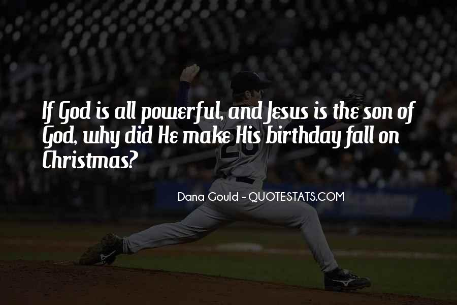 Quotes About God And Christmas #132222