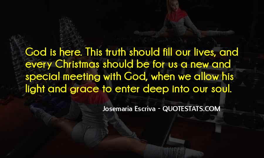Quotes About God And Christmas #1383145