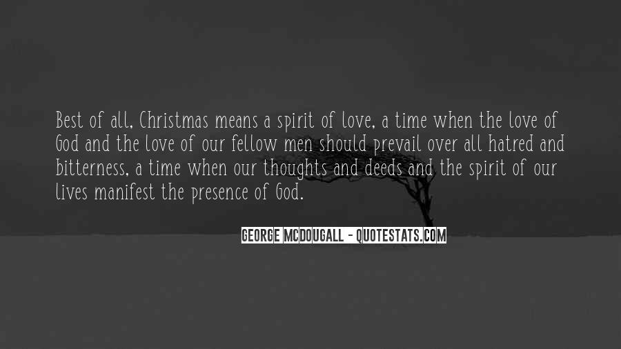Quotes About God And Christmas #1460796