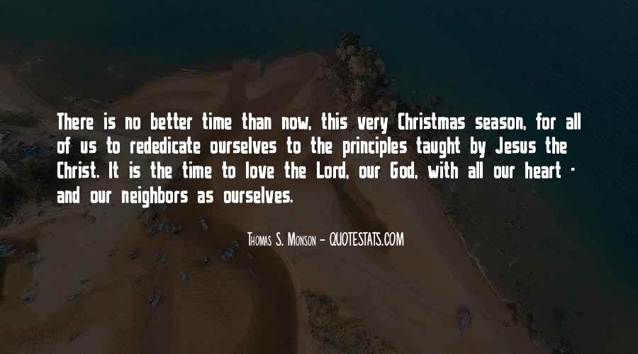 Quotes About God And Christmas #1686536