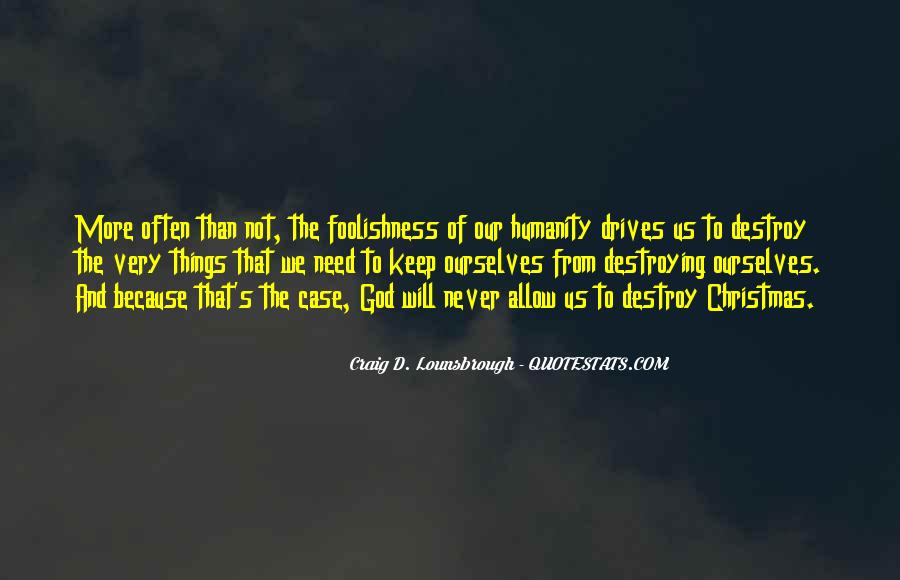 Quotes About God And Christmas #1708593