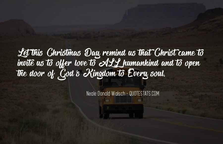 Quotes About God And Christmas #566844