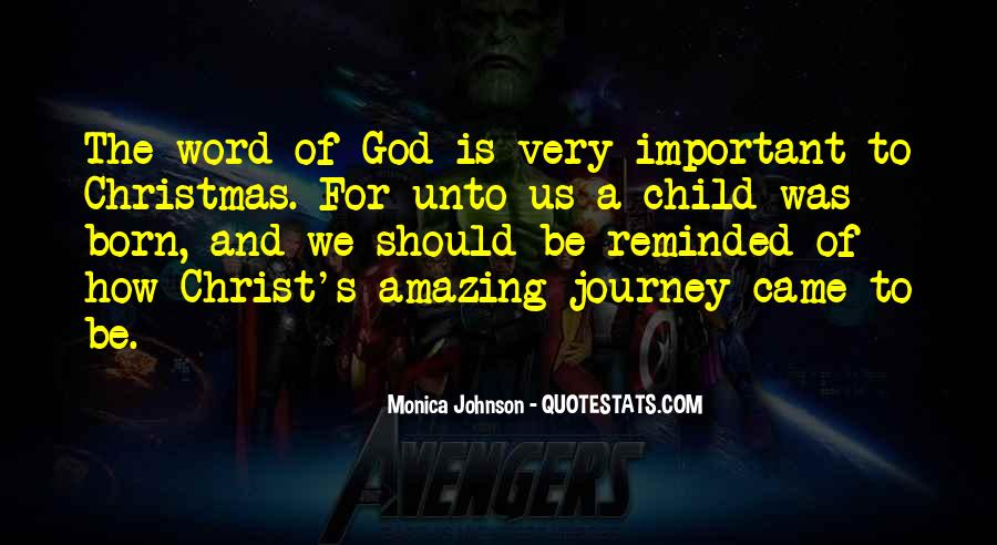 Quotes About God And Christmas #717737
