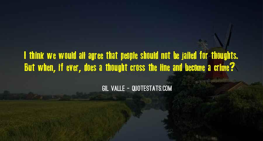 Quotes About People Crossing The Line #915012