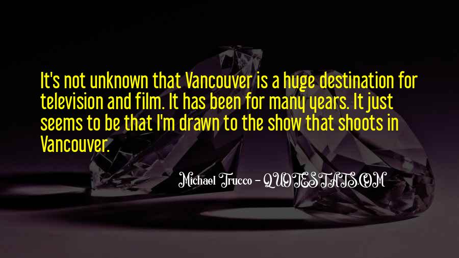 Quotes About Unknown Destination #409999