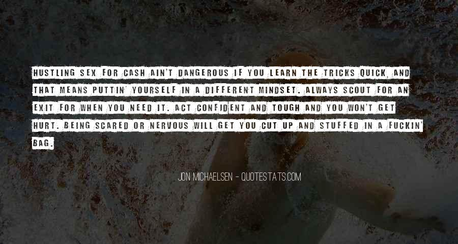 Quotes About Not Scared Of Death #137248