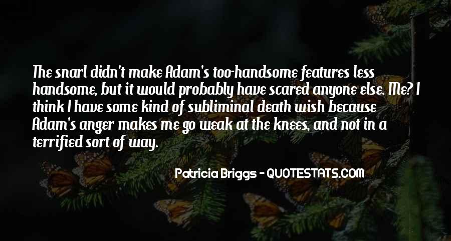 Quotes About Not Scared Of Death #258394
