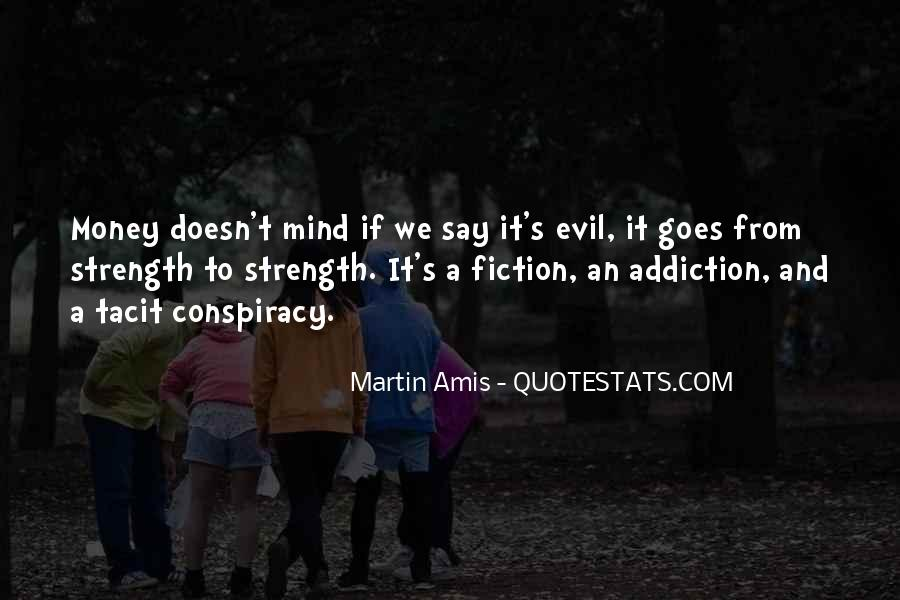 Quotes About Mind Over Strength #138473